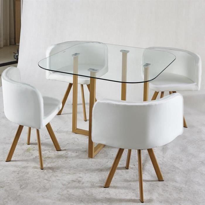 Table 4 Chaises Encastrable Achat Vente Pas Cher
