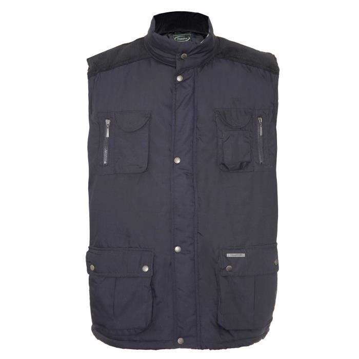 champion exmoor gilet matelass imperm able manteau homme. Black Bedroom Furniture Sets. Home Design Ideas