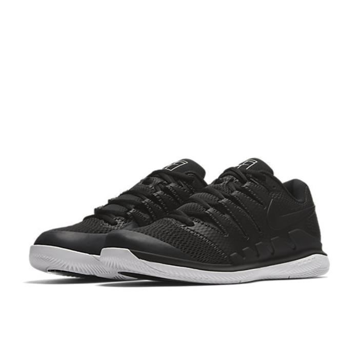 6be7fae0eef8 CHAUSSURES DE FOOTBALL Chaussure Nike Zoom Vapor X Junior Noir Printemps