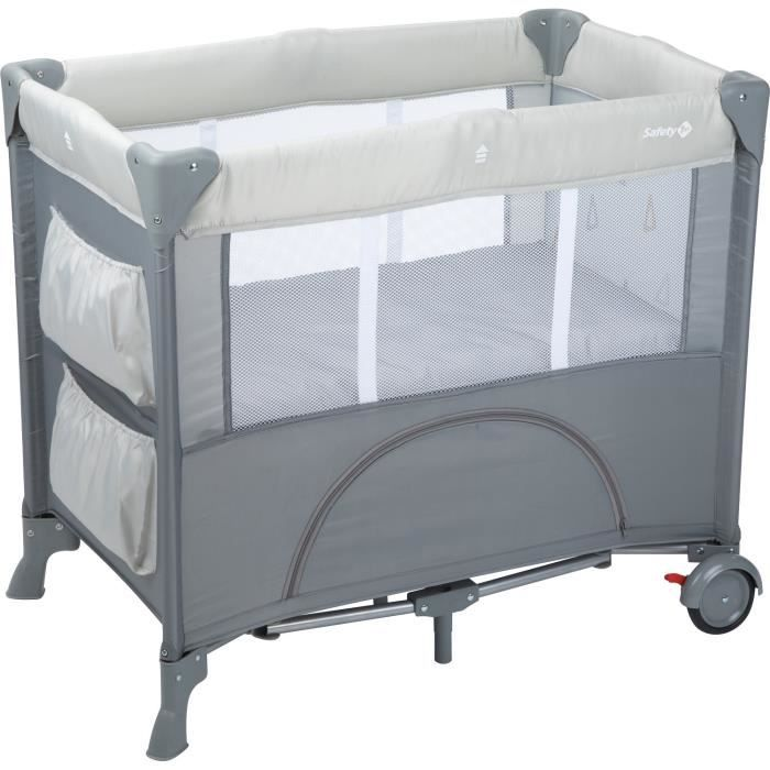 PACK VOYAGE SAFETY 1ST lit Mini Dreams Warm Grey