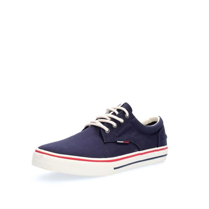 TOMMY HILFIGER SNEAKERS Homme Inchiostro, 40