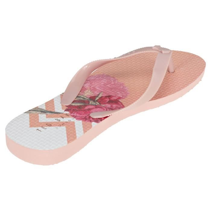 Multicolour Rose Baker Beaulup Flop Femmes Ted 5 Flip Uk qfBYx6fwS