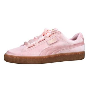 02 Heart Vs S Wn 366731 Basket Rose Basket Puma wnSUxEw0f