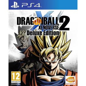 JEU PS4 Dragon Ball Xenoverse 2 Deluxe Edition Jeu PS4
