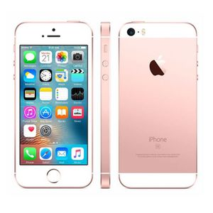 SMARTPHONE iPhone SE 16 Go Rose Or