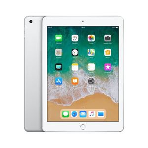 TABLETTE TACTILE Tablette tactile APPLE - iPad 2018 Silver - 128 Go
