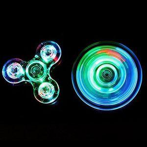 HAND SPINNER - ANTI-STRESS Prezzy LED Fidget Spinner,Fidget Hand Spinner With