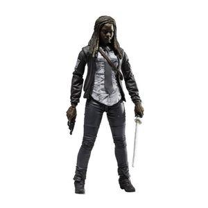 FIGURINE - PERSONNAGE The Walking Dead TV Version figurine Serie 9 Const