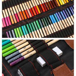 CRAYON DE COULEUR 72 Meilleur Crayons de Couleurs Outils à dessin, P
