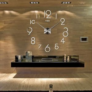 horloge murale design salon achat vente horloge murale design salon pas cher soldes. Black Bedroom Furniture Sets. Home Design Ideas