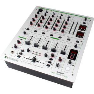 TABLE DE MIXAGE Pronomic DJM500 Console de mixage pour DJ 5 canaux