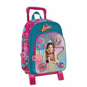 Disney Sac Soy Luna Trolley Cartable 41cm Disney Solde AvoaHnm