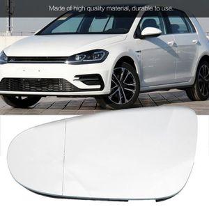 Chauffé /& base côté gauche /> 2016 Porte//Aile Miroir Verre Convexe Volkswagen UP 2011