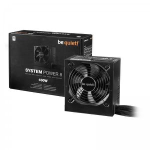 ALIMENTATION INTERNE BE QUIET Alimentation PC 400 W. System Power 8