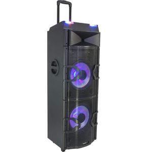 TABLE DE MIXAGE BOOST 15-6045BO Système mixage DJ Sound Box 500W M