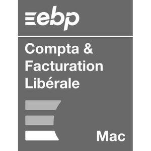 BUREAUTIQUE EBP Compta & Facturation Libérale MAC - Dernière v