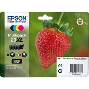 CARTOUCHE IMPRIMANTE Cartouche Epson 29XL Fraise Multipack 3 couleurs +