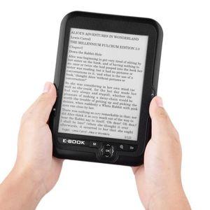 EBOOK - LISEUSE E-paper portable E-ink E-reader 6 pouces E-book Re