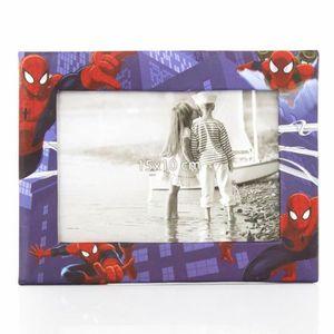 Cadre photo Spiderman 10 x 15 cm a poser ou accrocher