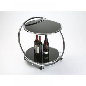 Une Petite Table Basse Mobile Et Sur Roulettes Achat