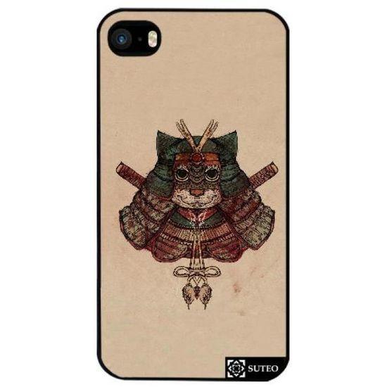 coque iphone 12 samourai