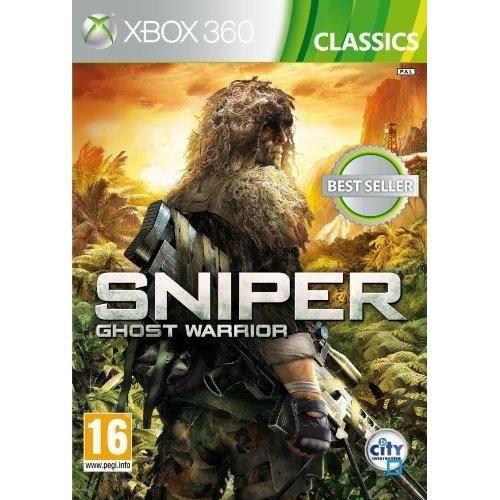 Sniper Ghost Warrior Classics Jeu XBOX 360