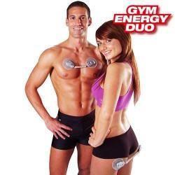 Appareil musculation à stimulation électrique Gym Energy Duo