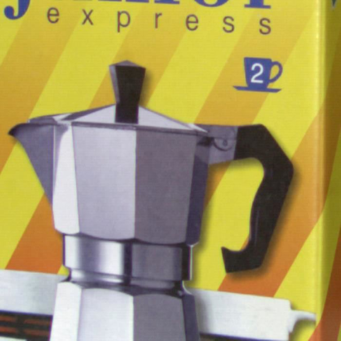 BIALETTI café aluminium junior tasses 9 Moka Coffee & Seals