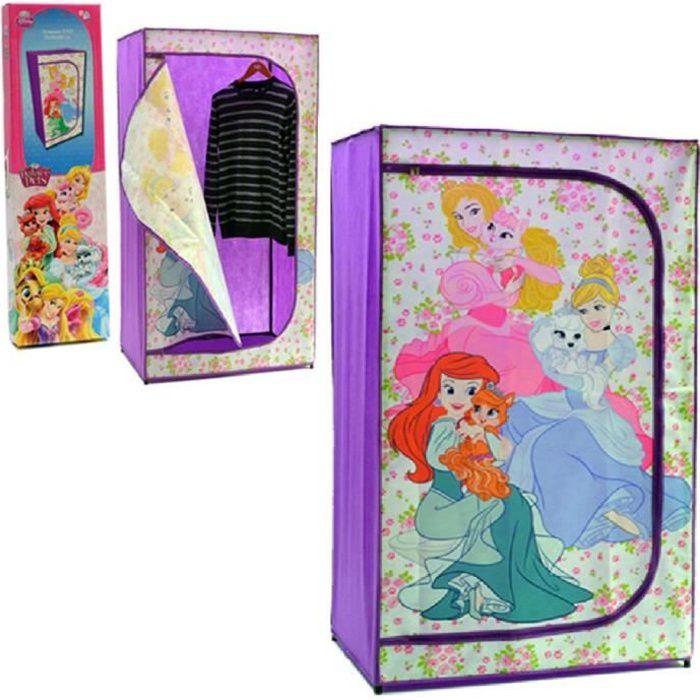 armoire princesse enfants disney