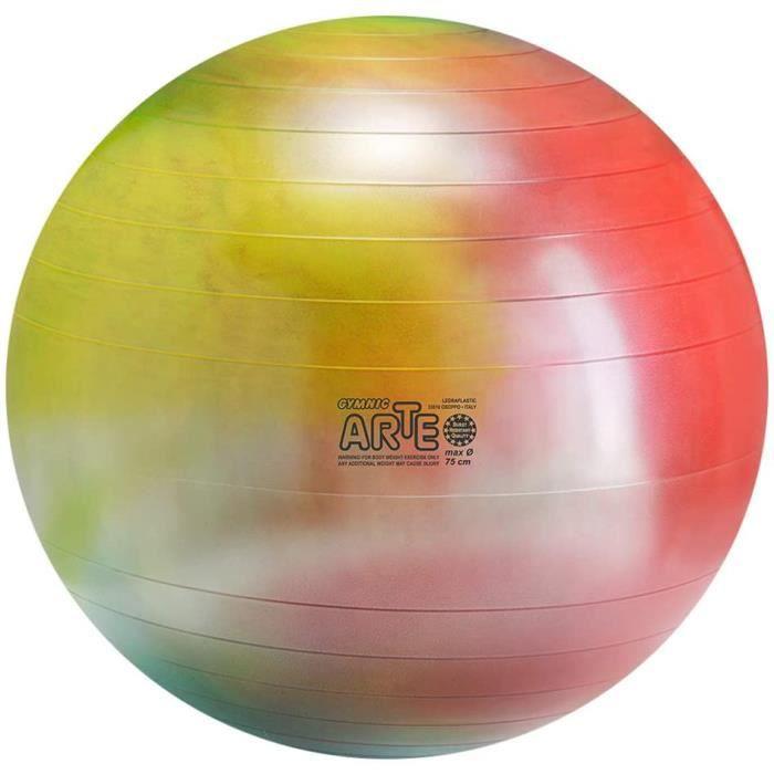 GYMNIC Arte Ballon de Gymnastique, 55 cm