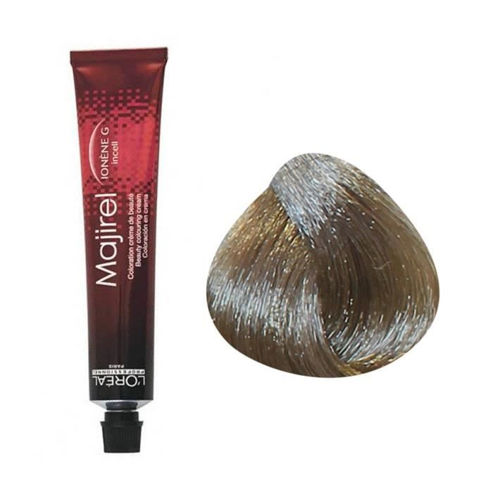 L'Oréal Professionnel Coloration permanente 9.1 : Blond Très Clair Cendré Avec ammoniaque, 50ml