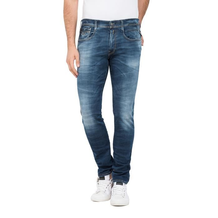 Replay Jeans Bleu Homme M914.000.661030-007