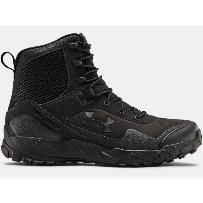 Chaussures outdoor à fermeture zippée latérale Under Armour Valsetz RTS 1.5