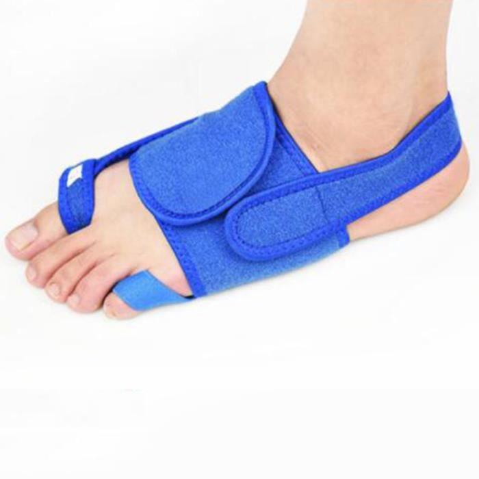 1 paire de bandes de correction d'orteils Valgus pour le pouce Straighteners Hallux Pédicure Soins Sangles pour Femmes Hommes