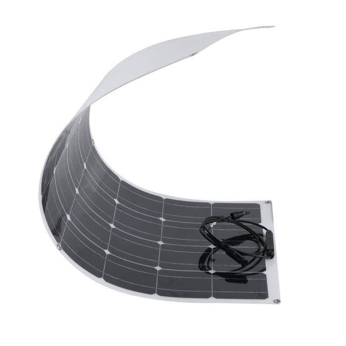 BATTERIE INFORMATIQUE 100W 12V  Panneau Solaire Chargeur Solaire Module