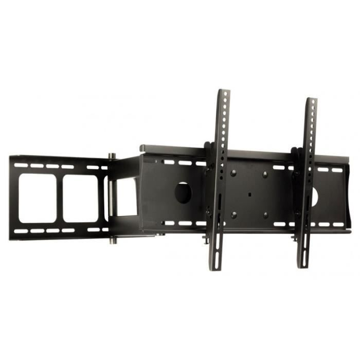 Support tv mural inclinable tournant et pivotant pour lcd - Support tv mural motorise orientable inclinable ...