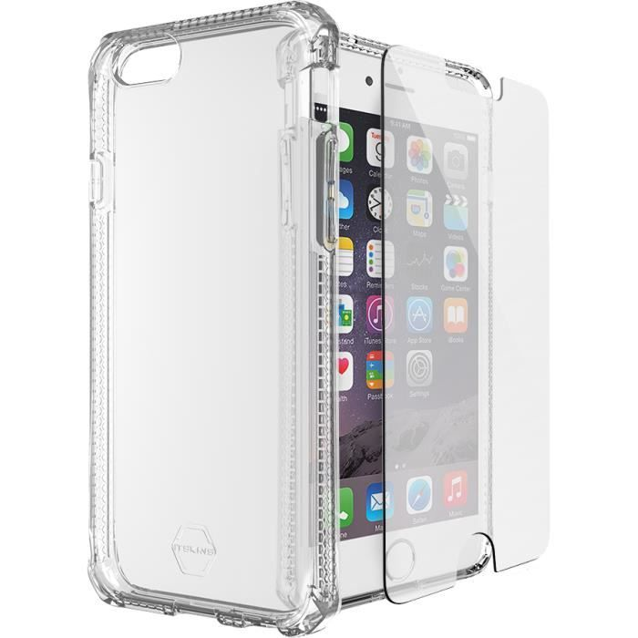coque semi rigide itskins spectrum transparente po