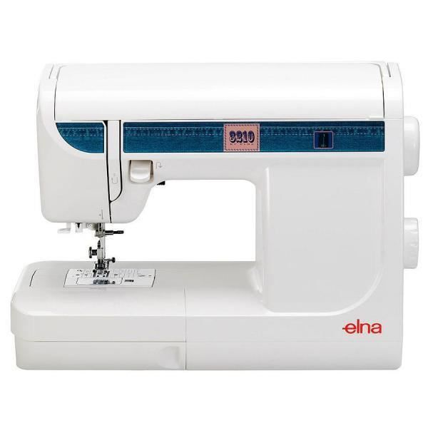 Machine coudre elna 3210 jeans garantie 5 ans achat for Machine a coudre 69