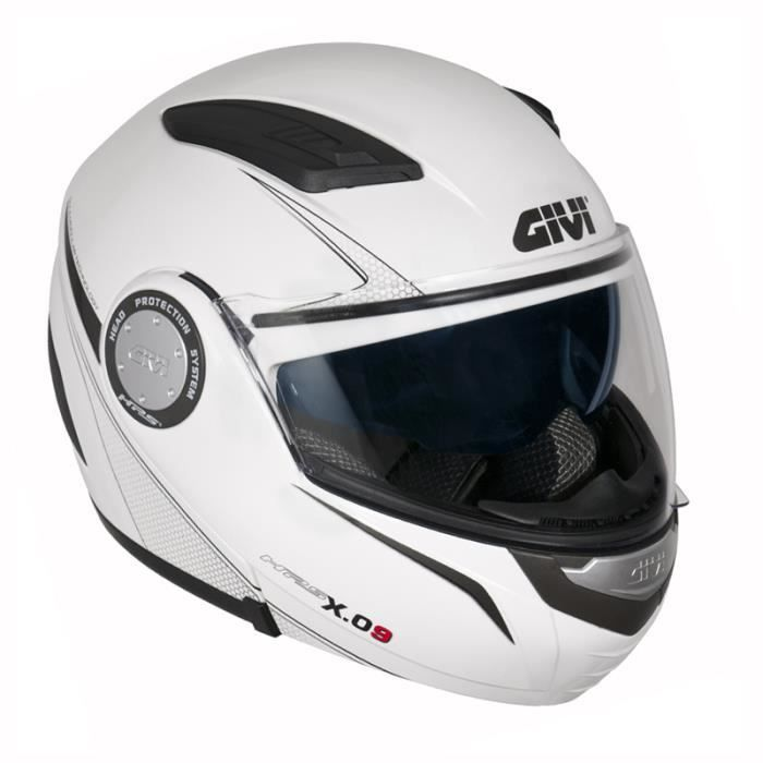 casque moto modulable givi achat vente casque. Black Bedroom Furniture Sets. Home Design Ideas
