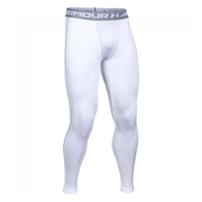 Armour Blanc Legging Compression Collant Under De Coldgear 34RL5Ajq