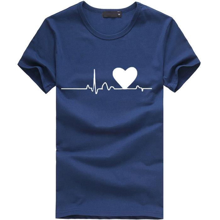 T-SHIRT Plus Size pour femmes grosse poitrine shirt T-shir