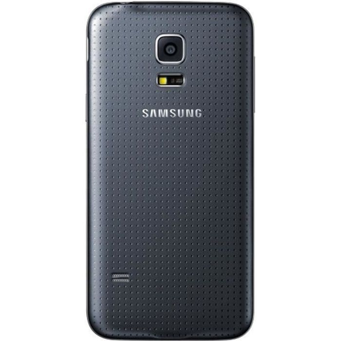 samsung galaxy s5 mini noir achat smartphone pas cher. Black Bedroom Furniture Sets. Home Design Ideas