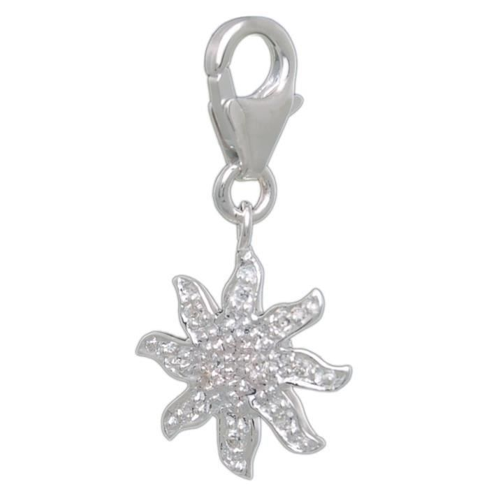 Melina 1801148 - Charms Femme - Argent 925-1000 MSSO1