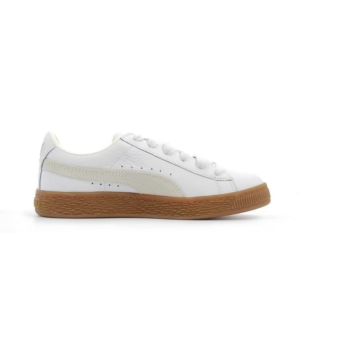 Baskets basses Puma Basket Classic Gum Deluxe Kids