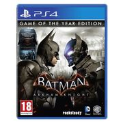 JEU PS4 Batman Arkham Knight :  Game Of The Year Edition J