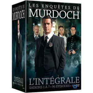 DVD SÉRIE DVD Coffret intégrale les enquêtes de Murdoch, ...