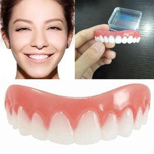 NETTOYANT APPAREIL DENT Bretelles dentaires de simulation en silicone