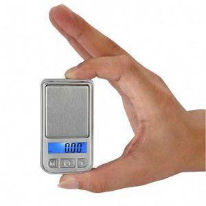 BALANCE ÉLECTRONIQUE 0.01g-100 g Mini Ultrathin Bijoux Drug Balance num