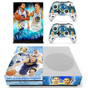 Faceplates, Decals & Stickers Video Game Accessories Xbox One S Slim Controller Splash Bros Stephen Curry Klay Thompson Vinyl Sticker