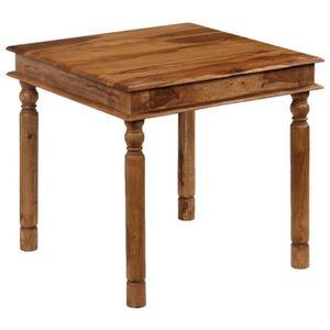 Vente bois Table bois manger Achat pas Table à à manger dxBWCroe